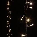 Catena di luce del LED, 10 luci, bianco caldo